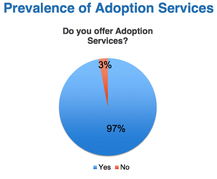 prevalence of technology adoption services