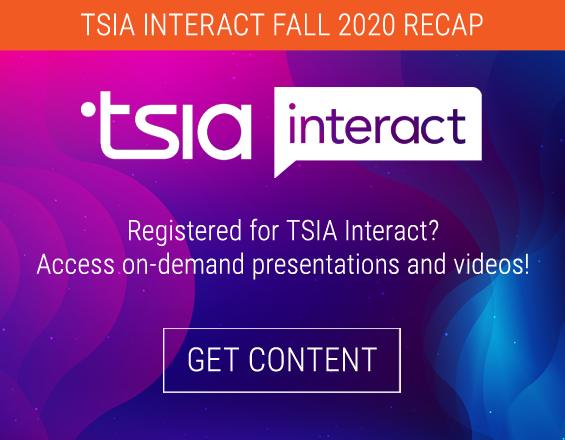 Access on-demand presentations and videos for TSIA Interact