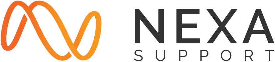 Nexa Support logo